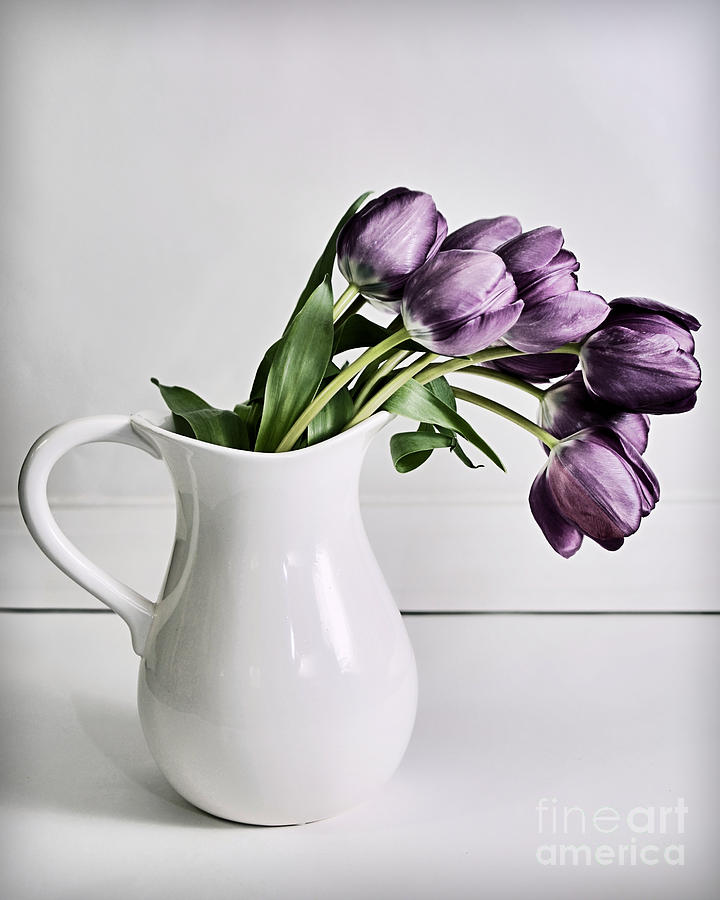 Pouring Purple by Susan Smith