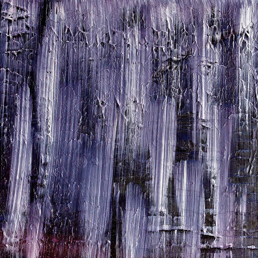 Abstract Painting - Pouring by Rob Van Heertum