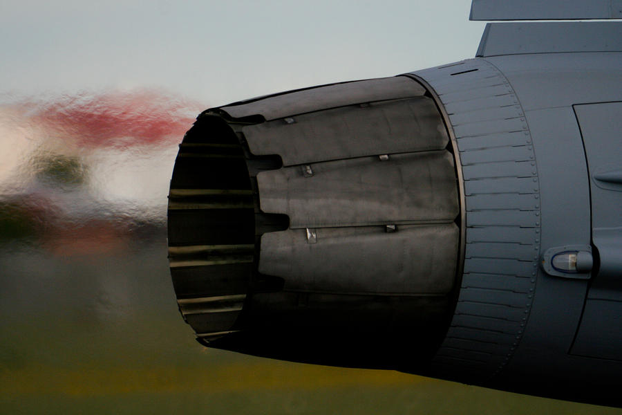 Saab Jas 39 Gripen Photograph - Power II by Paul Job