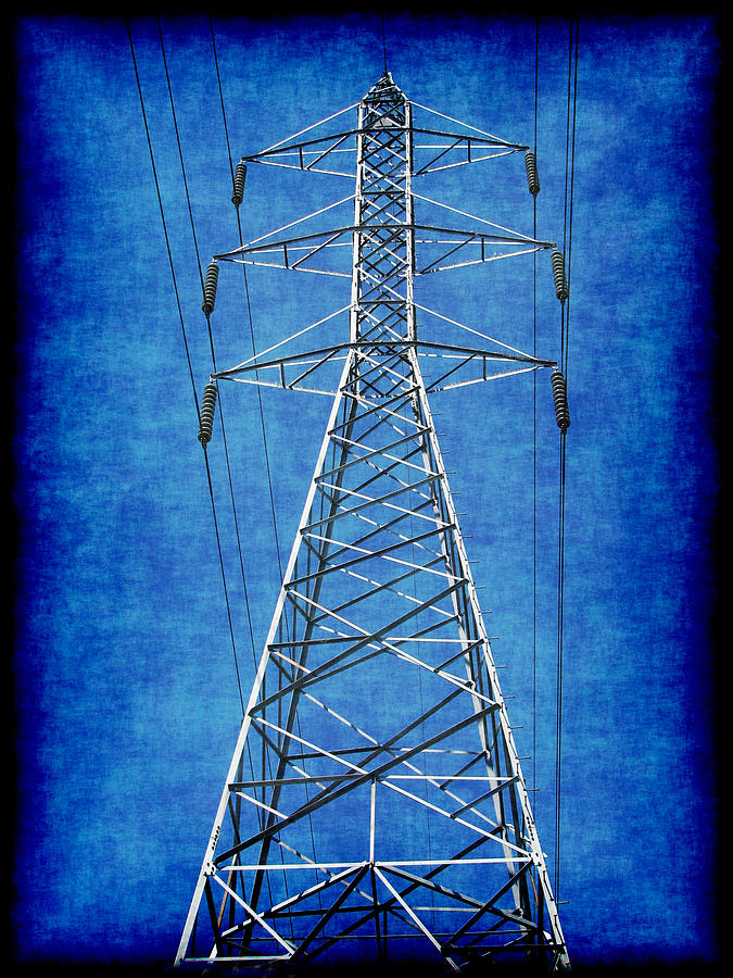 Power Up Digital Art - Power Up 1 by Wendy J St Christopher