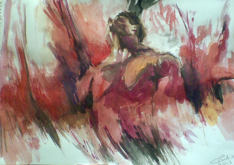 Painting - Power by Vaidos Mihai