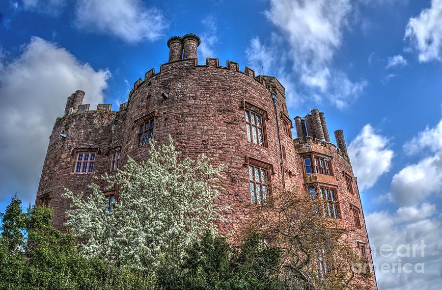 Powis Castle Photograph - Powis Castle by MSVRVisual Rawshutterbug