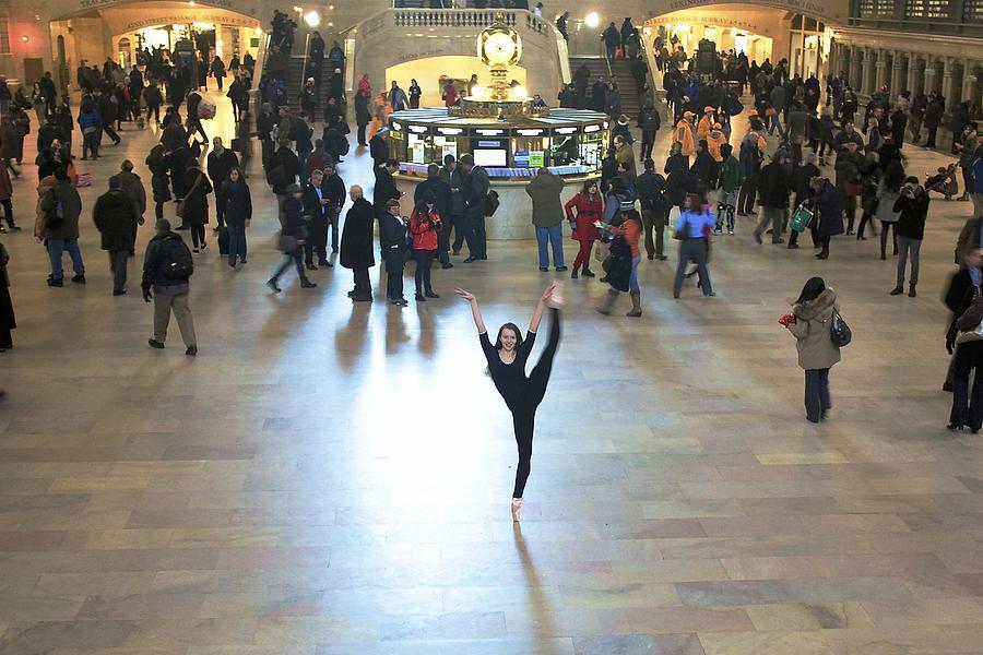 Ballet Photograph - Practice by Heidi Horowitz