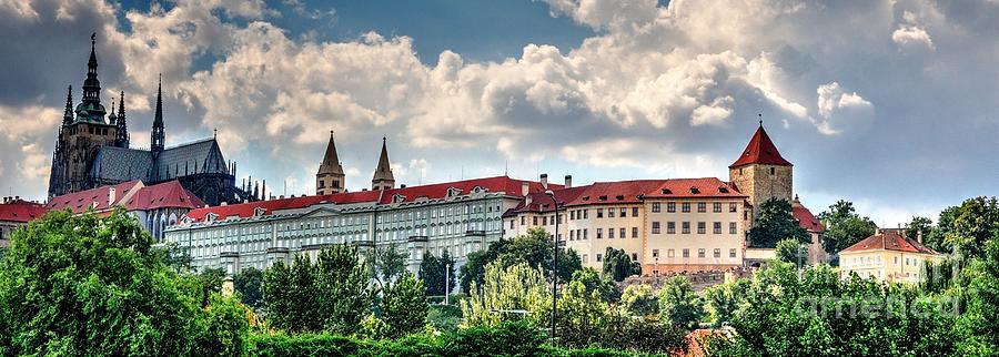 Prague Castle Photograph