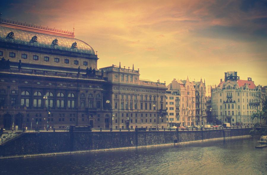 Prague Photograph - Prague Days by Taylan Apukovska