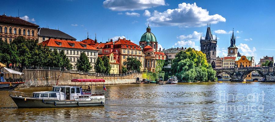 Prague Photograph