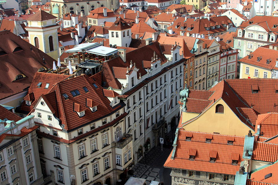 Prague Old Town Photograph by J.castro
