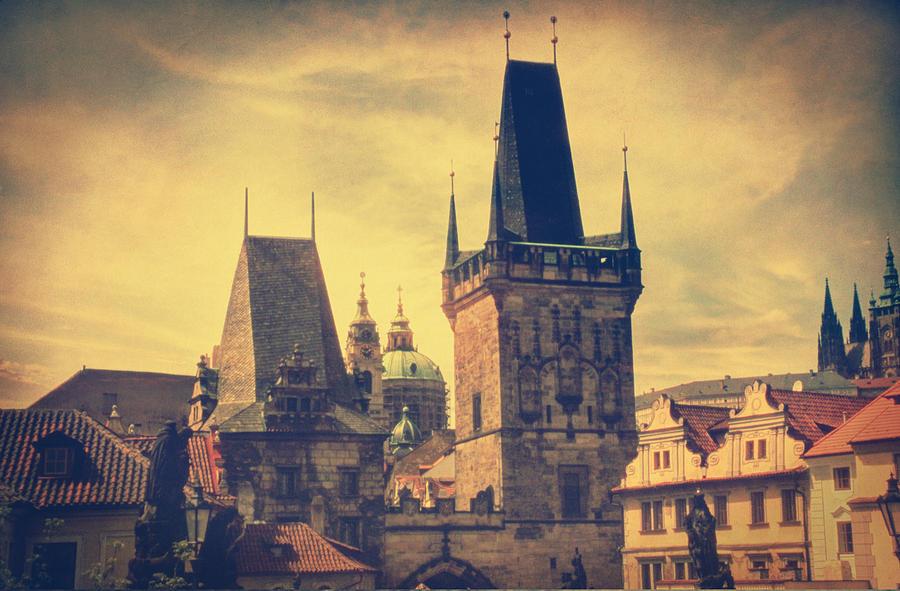 Prague Photograph - Praha by Zapista Zapista