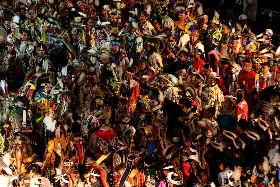 Dance Photograph - Prayer Made Visible by Joe Kozlowski