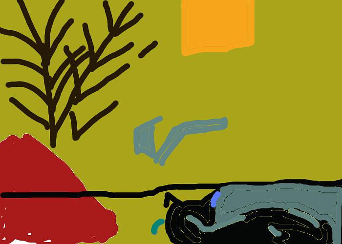 Cats Painting - Precious by Anita Dale Livaditis