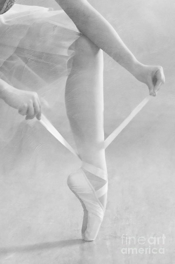 Ballet Photograph - Prelude to Dance  - D009020-e by Daniel Dempster