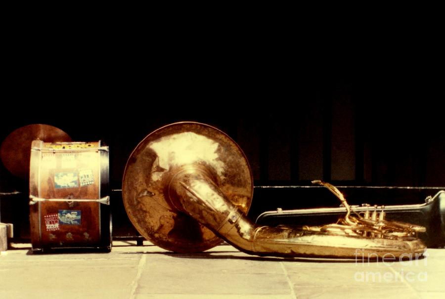 New Orleans Photograph - Prelude To New Orleans Jazz by Michael Hoard