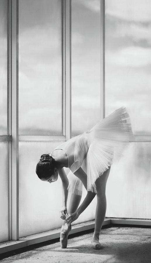 Ballet Photograph - Preparation by Sebastian Kisworo