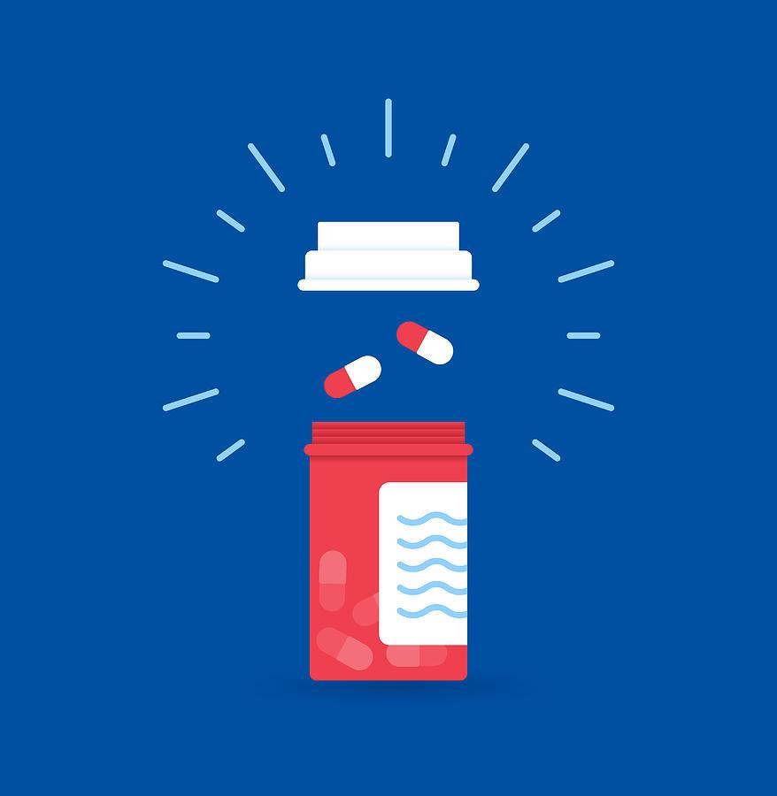 Prescription Drugs Drawing by Filo