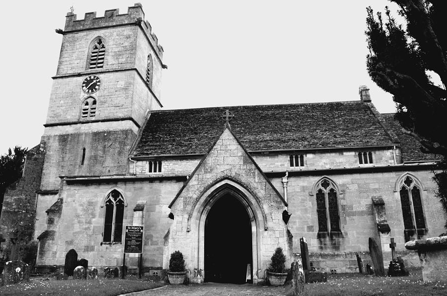 Prestbury Photograph - Prestbury Church by Gemma Shipley