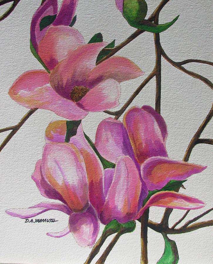 Pretty In Pink by Dale Yarmuth