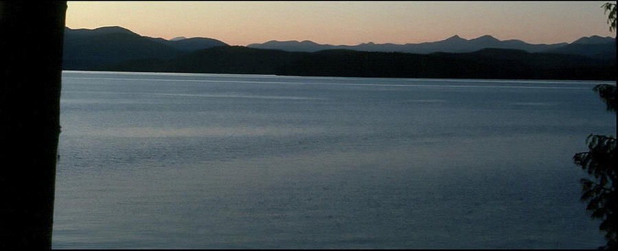 Priest Lake Sunset 8069 Photograph