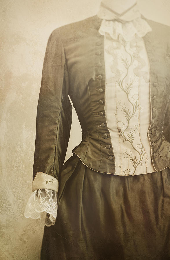 Dress Photograph - Prim And Proper by Amy Weiss