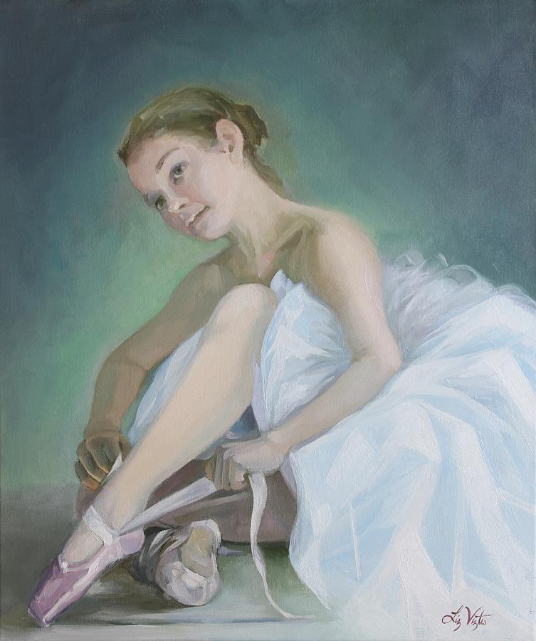Prima Ballerina by Liz Viztes