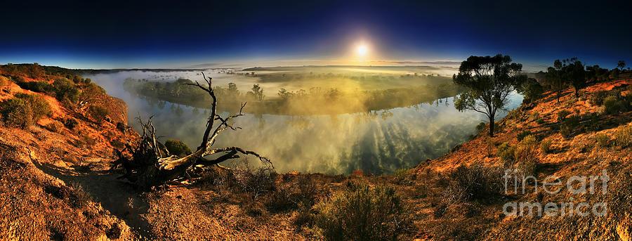 Primeval Dawn Photograph by Bill  Robinson