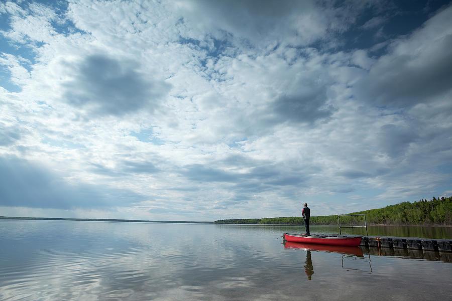 Prince Albert National Park Photograph by Mysticenergy