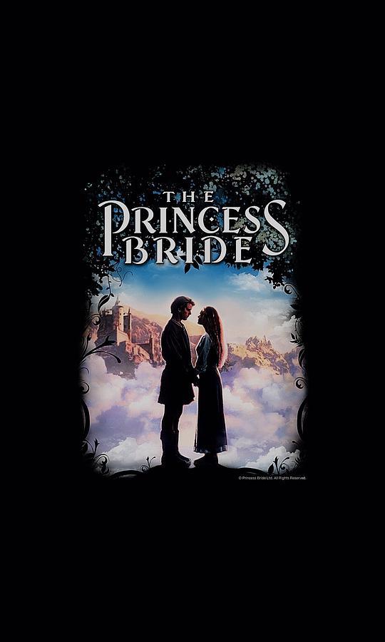 The Princess Bride Digital Art - Princess Bride - Storybook Love by Brand A
