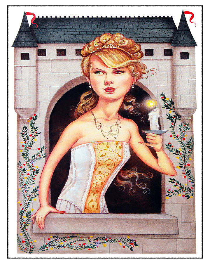 Princess In The Tower by Brian Graybill