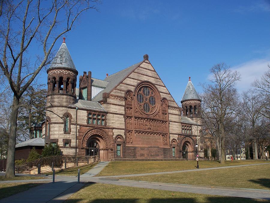 Princeton University Photograph   Princeton University Architecture By Rick  Todaro Images