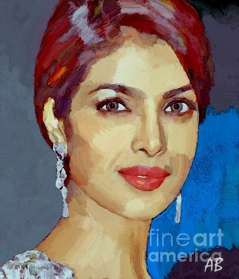 Priyanka Chopra by Ante Barisic