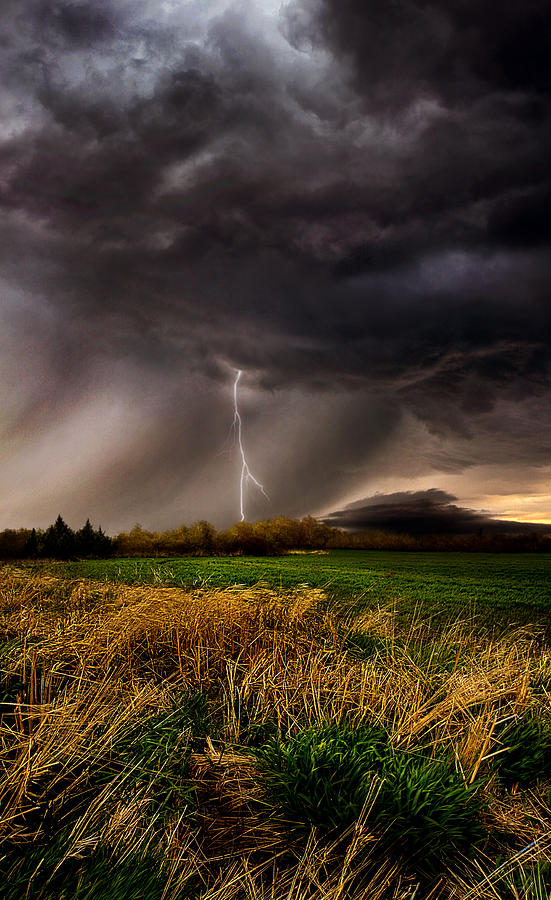 Storm Photograph - Profound by Phil Koch