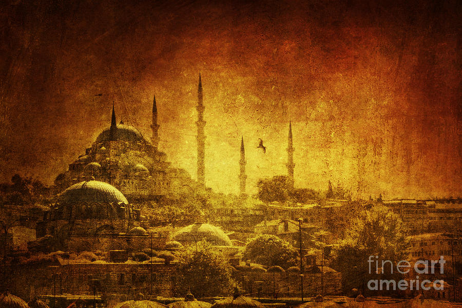 Turkey Photograph - Prophetic Past by Andrew Paranavitana
