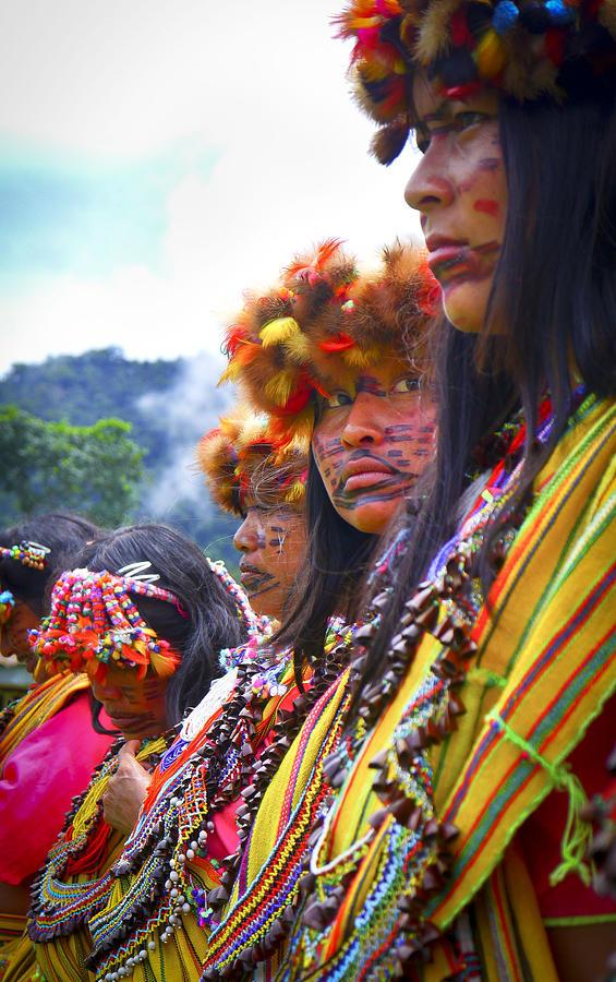 Peru Photograph - Proud by Marlon Dag