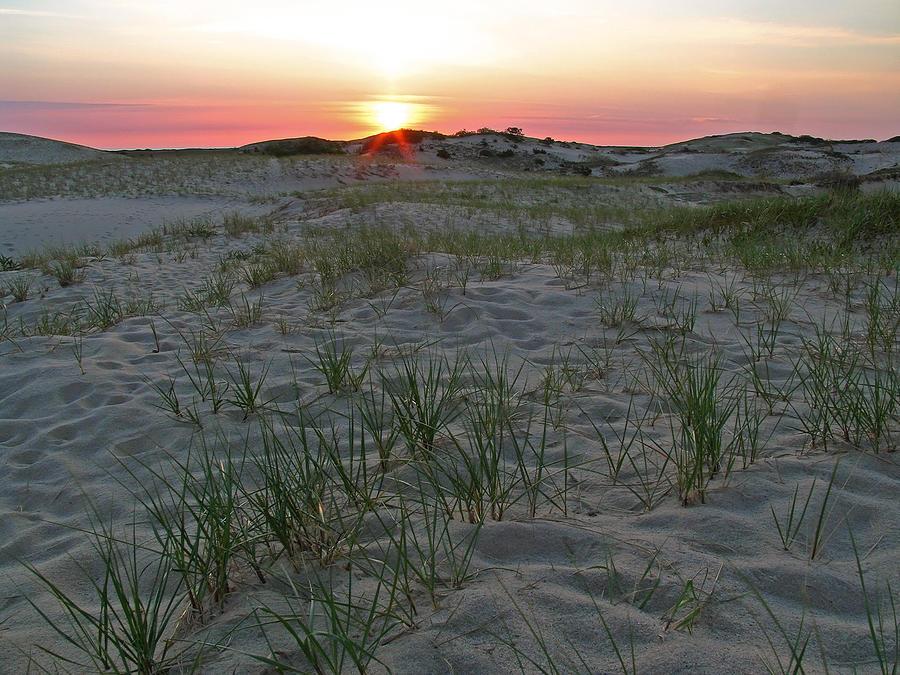Landscape Photograph - Provinceland Dunes by Juergen Roth