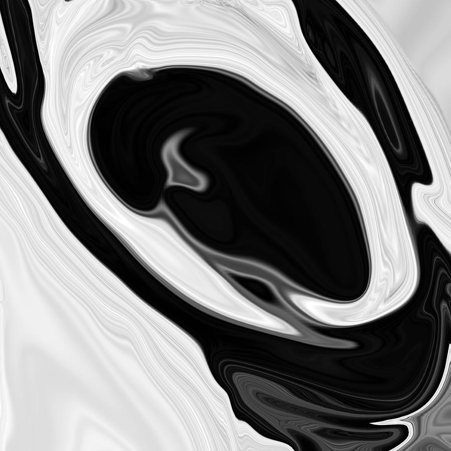 Abstract Digital Art - Provision For An Alien Construct by Chad Miller