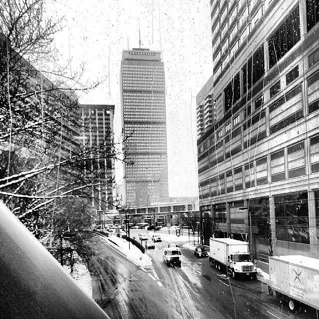 Pru Photograph - #pru #bostondotcom by James Hamilton