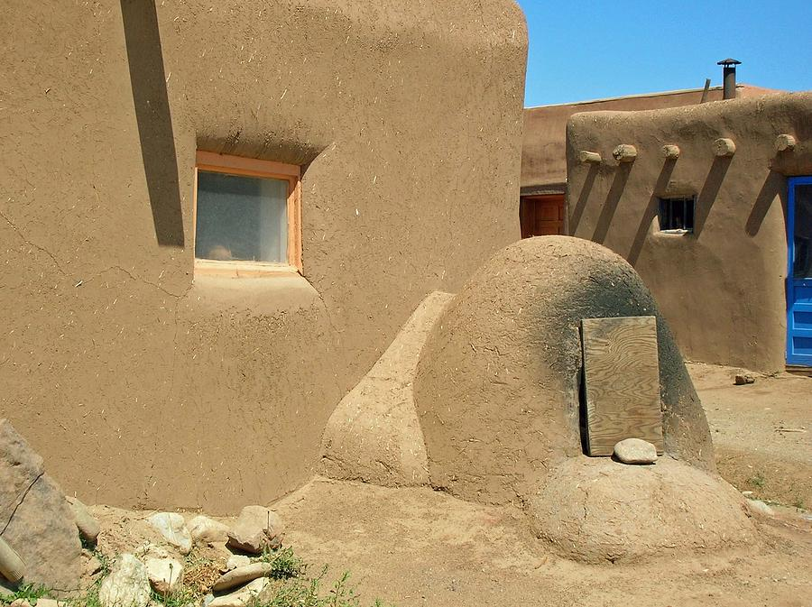 Pueblo Indian Home Photograph By James Stanley