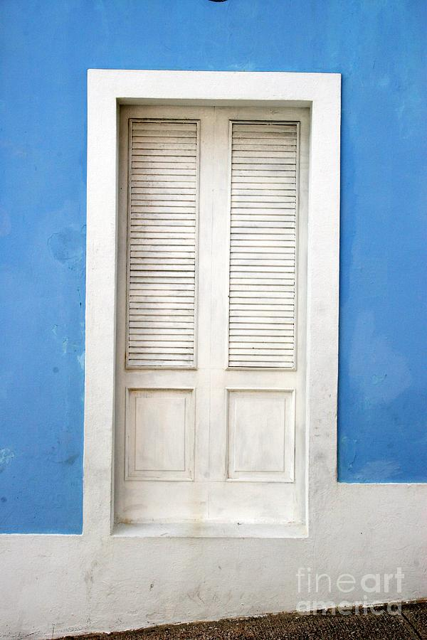 Puerta en el Viejo San Juan by Francisco Pulido