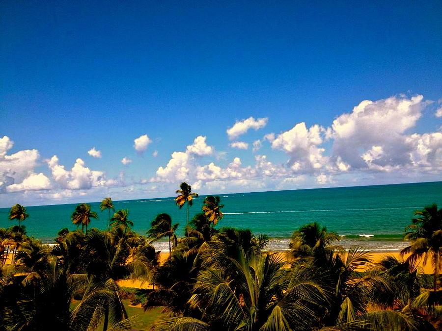 Puerto Photograph - Puerto Rican Escape  by Danielle  Broussard