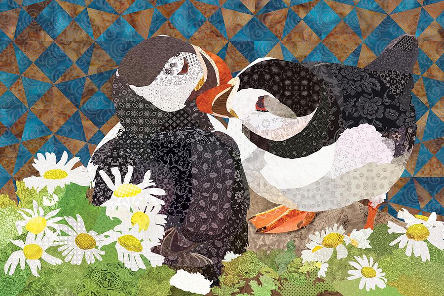 Puffin Love by Robin Morgan