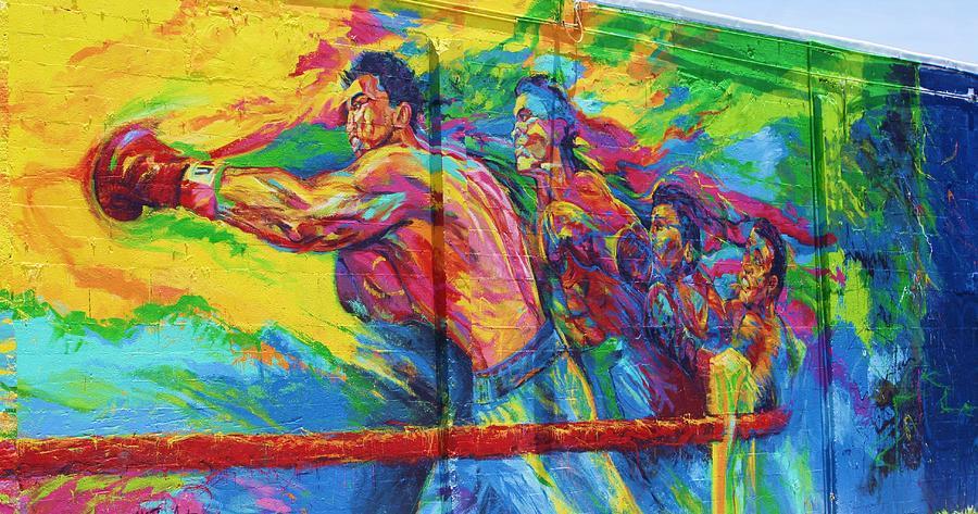 Art Photograph - Punch by Chuck  Hicks