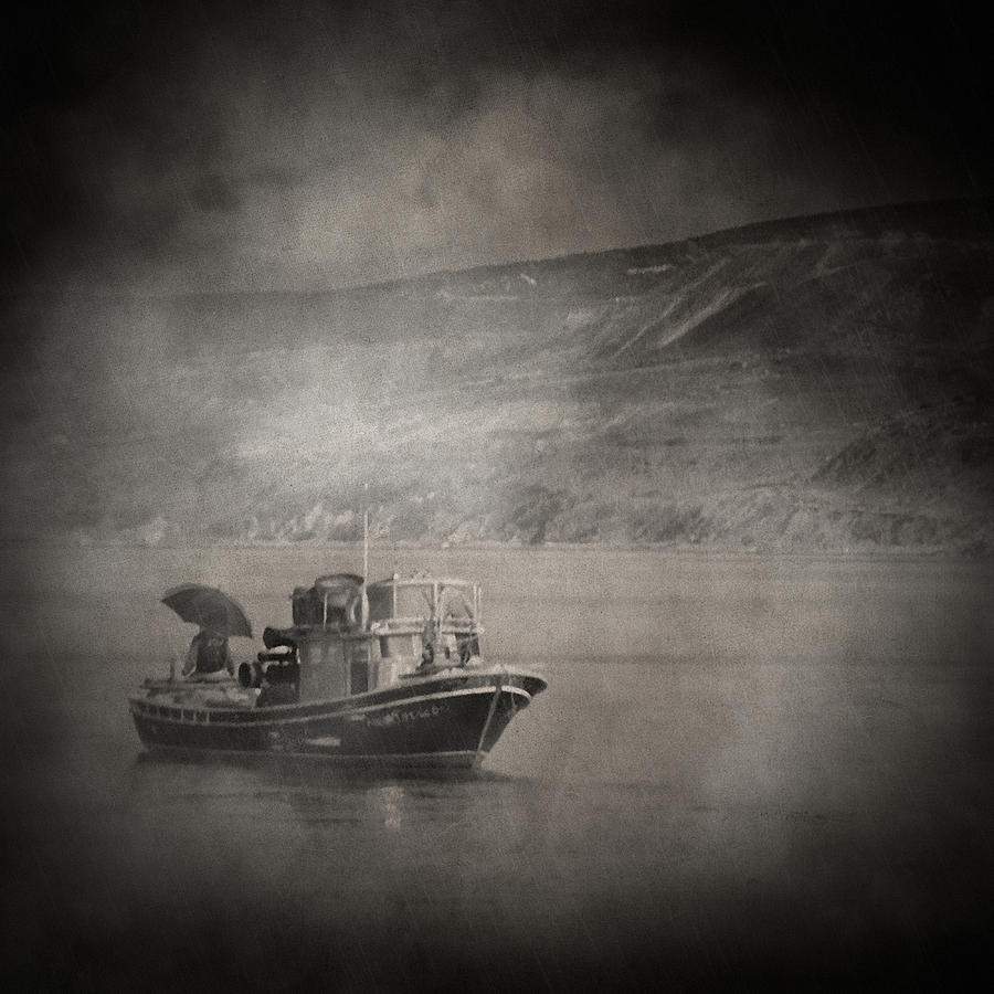 Fisherman Photograph - Pupa by Taylan Apukovska