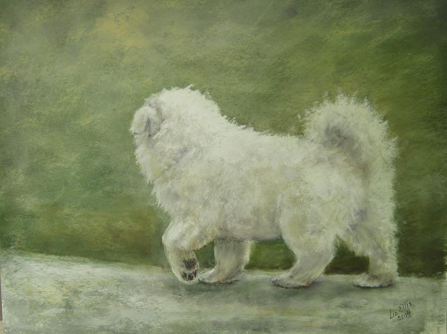 Puppy Struttin' by Elizabeth Ellis