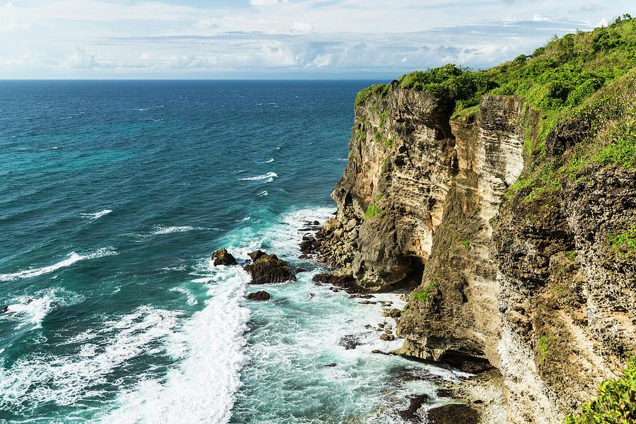 Pura Luhur Uluwatu, Bali Photograph by John Harper