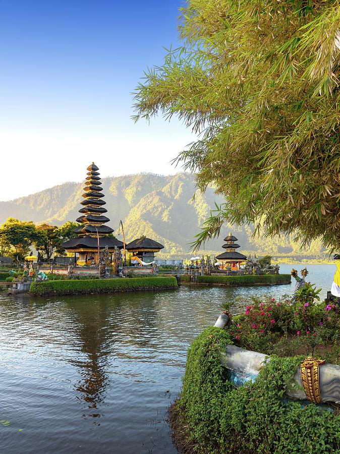 Pura Ulun Danu Bratan, Bali Photograph by Afriandi