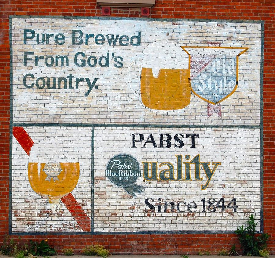 Beer  - Pure Brewed by Jame Hayes