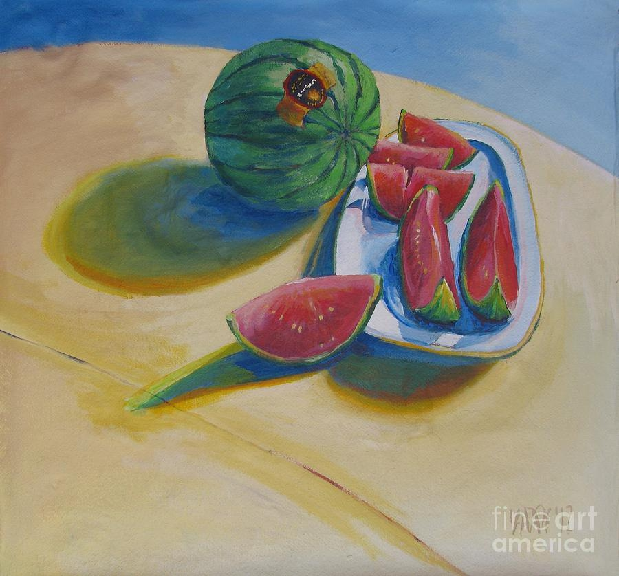 Realism Painting - Pure Heart by Vanessa Hadady BFA MA