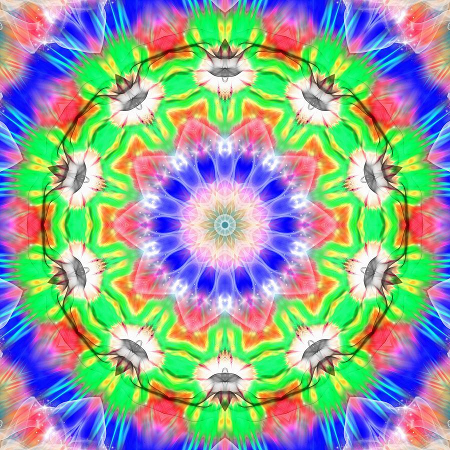 Purified Jewel Digital Art