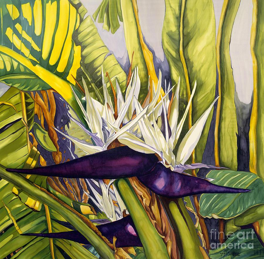 Purple Paradise by Artimis Alcyone