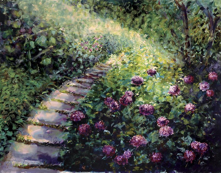 Purple Passion by Shari Silvey