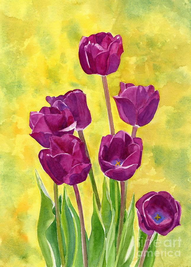 Flower Vase Oil Painting On Canvas